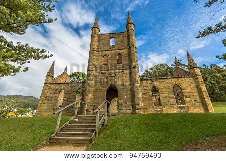 Convict Church Tasmania
