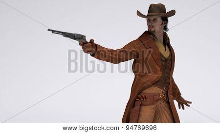 male cowboy outlaw