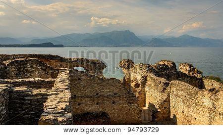 Ruin Caves Of Catullus