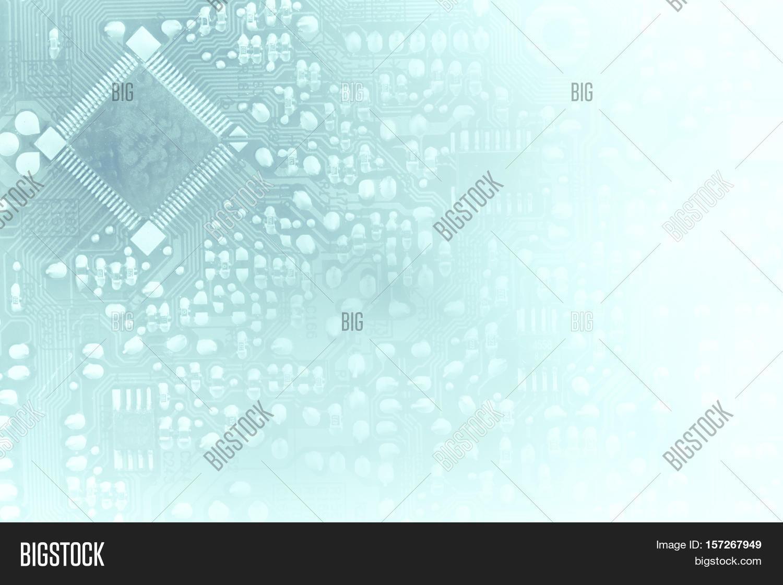 Pcb Board Integrated Image & Photo (Free Trial) | Bigstock