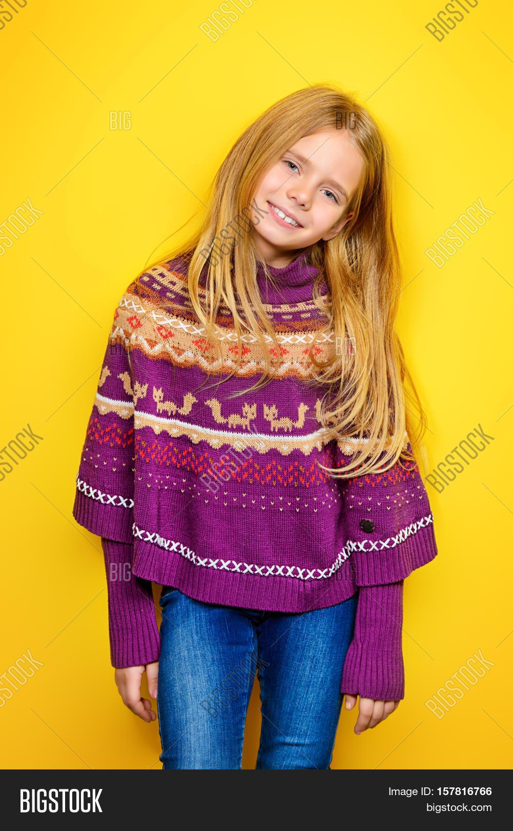 Kid's Fashion. Image & Photo (Free Trial) | Bigstock