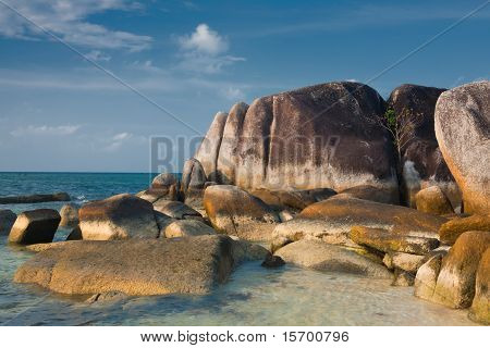 Belitung's Stones