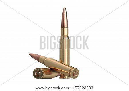 Bullet Rifle Caliber