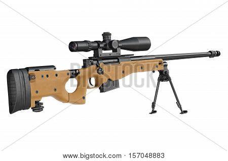 Rifle Sniper Black