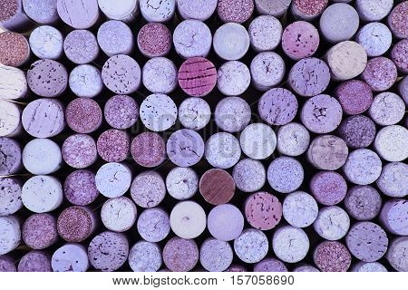 Wine Cork Background
