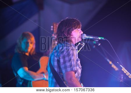 Amy Ray Sings At The Wild Goose Festival