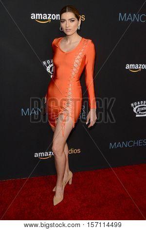 LOS ANGELES - NOV 14:  Blanca Blanco at the