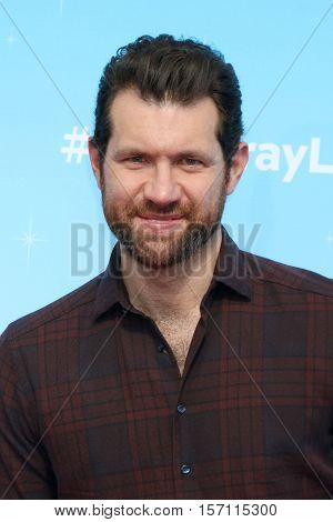 LOS ANGELES - NOV 16:  Billy Eichner at the