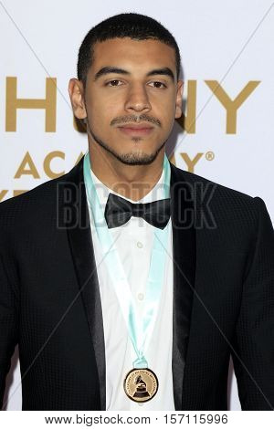LAS VEGAS - NOV 16:  Manuel Medrano at the 2016 Latin Recording Academy Person of the Year at MGM Grand Garden Arena on November 16, 2016 in Las Vegas, NV