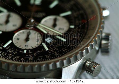 Breitling Chronograph Macro