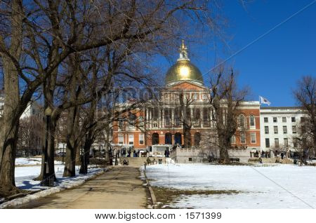 Ma_Statehousewinter