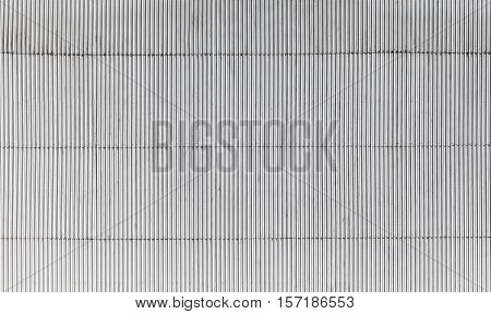 Corrugated Metal Wall Flat Texture
