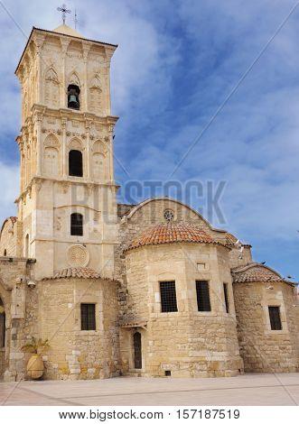 Greek Orthodox Church of Saint Lazarus Larnaca Cyprus