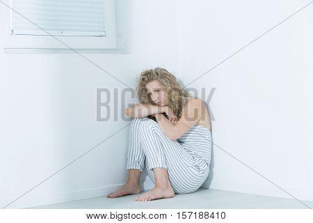 Mental Hospital Patient