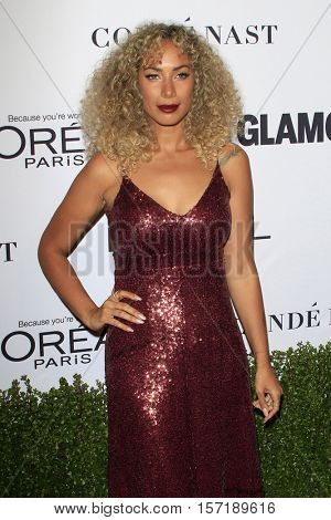 LOS ANGELES - NOV 14:  Leona Lewis at the Glamour Women Of The Year 2016 at NeueHouse Hollywood on November 14, 2016 in Los Angeles, CA