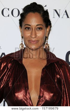 LOS ANGELES - NOV 14:  Tracee Ellis Ross at the Glamour Women Of The Year 2016 at NeueHouse Hollywood on November 14, 2016 in Los Angeles, CA