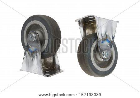 wheel cart , Silent wheel cart can't directional