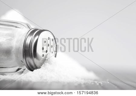 Glass Salt Shaker