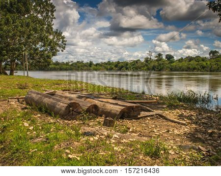 View Of The River, Amazon