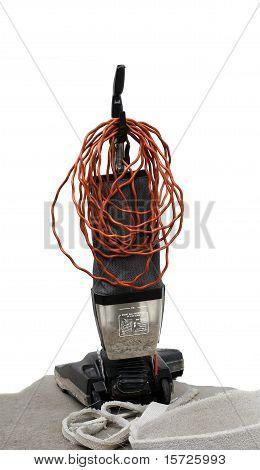 Professional heavy duty vacuum cleaner