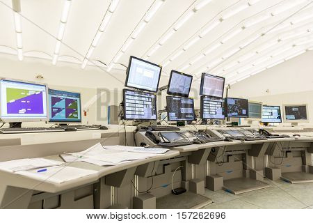 Air Traffic Control Monitors
