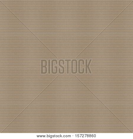 Brown corrugated cardboard texture useful as a background - very high resolution