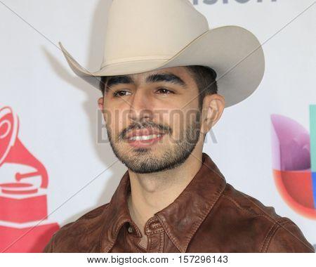 LAS VEGAS - NOV 17:  Joss Favela at the 17th Annual Latin Grammy Awards Press Room at T-Mobile Arena on November 17, 2016 in Las Vegas, NV