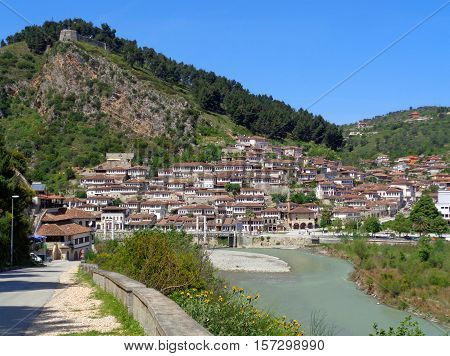 Take a Walk in Berat, the City of Thousand Windows, UNESCO World Heritage Site of Albania