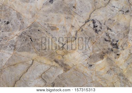 Natural Beautiful Marble In Contrasting Colors Warm, Set With Fifteen Photographs