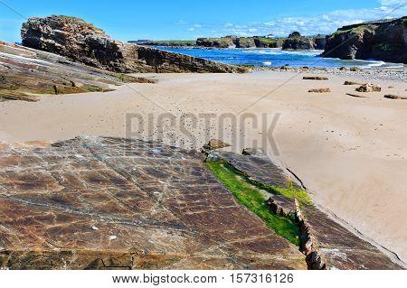 Praia Das Illas, Spain (galicia).