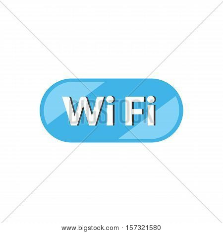 Wifi Icon Is Basic Vector Icon, Eps10