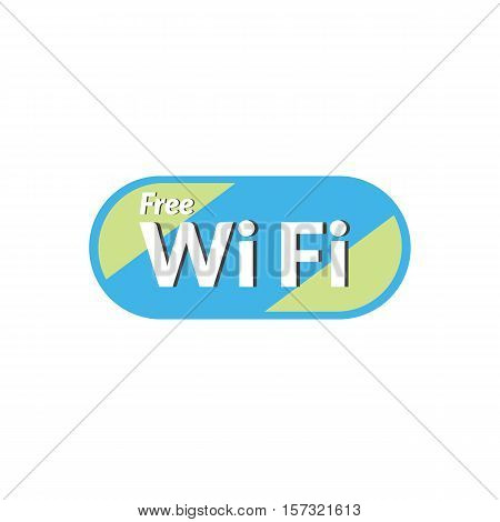 Free Wifi Icon Is Basic Vector Icon, Eps10