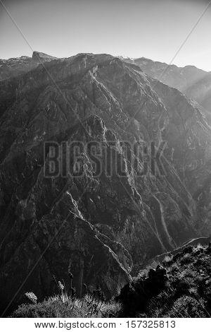Mirador Cruz del Cóndor @ Colca Canyon, Peru
