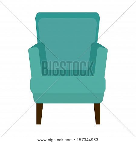chair confortable isolated icon vector illustration design