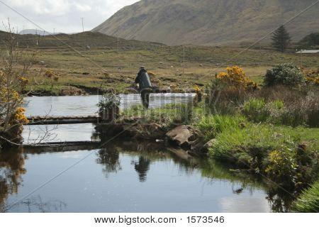 River Fisherman A