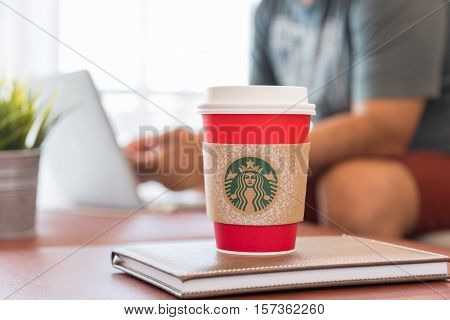 Starbucks Brand Is One Of The World