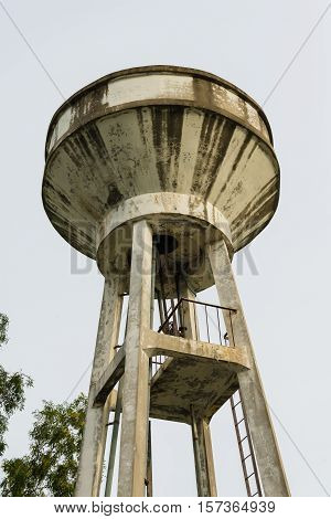 Old Water Tank