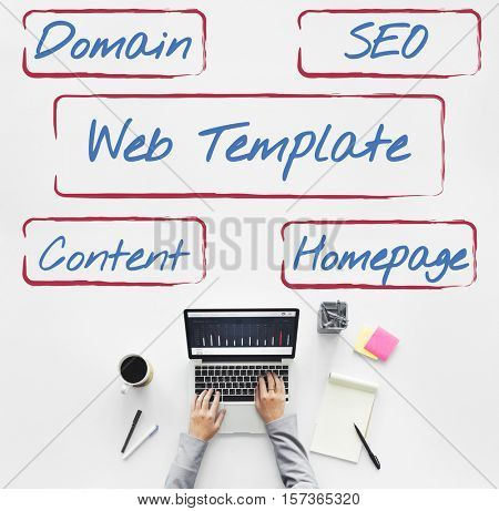 Web Design Domain Seo Words
