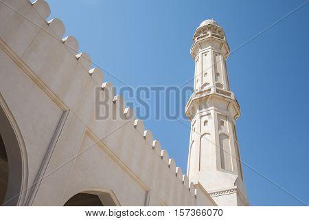 The Sultan Qaboos Grand Mosque in Salalah, Dhofar Region of Oman. 2