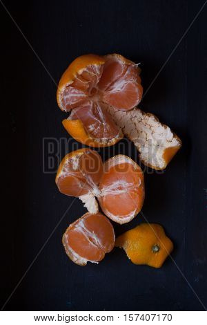 tangerine fruits, manderine or mandarin fruits with style life style