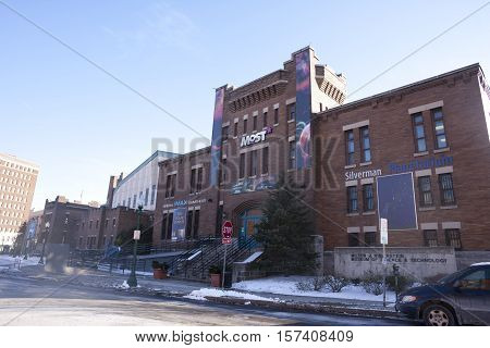 syracuse, new york - january 4th 2012: 