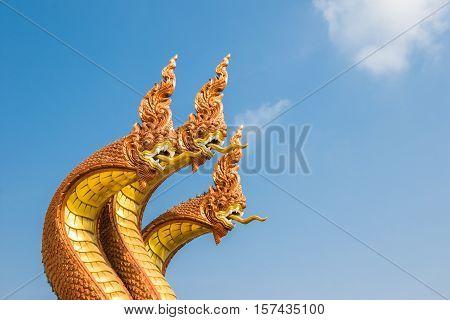 Three Head Of Naga