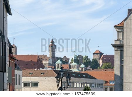 Nuremberg In Bavaria