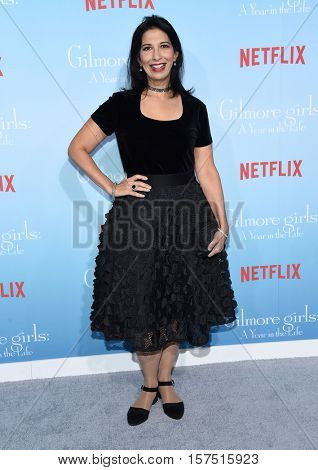 LOS ANGELES - NOV 18:  Rose Abdoo arrives to the Netflix's 'Gilmore Girls: A Year In The Life' Premiere on November 18, 2016 in Westwood, CA
