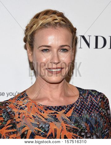 LOS ANGELES - NOV 14:  Chelsea Handler arrives to the Glamour Celebrates Women of the Year Awards 2016 on November 14, 2016 in Hollywood, CA
