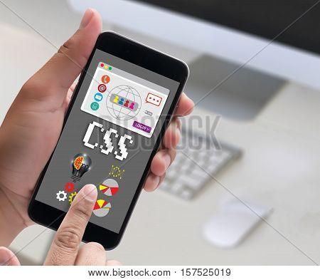 Css Web Online Technology Web Design Css Cascading Style Sheet Programming Language Css Script Code
