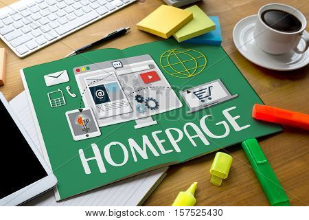Homepage Global  Address Browser Homepage   Internet Website Design Software Media Www