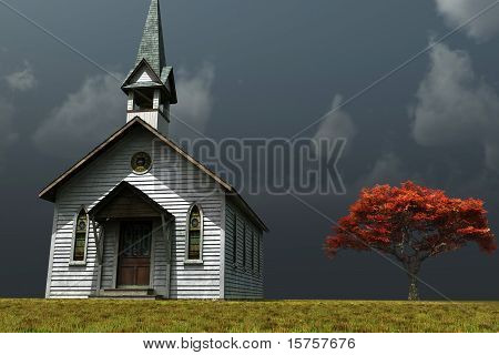 Little Church On The Prarie
