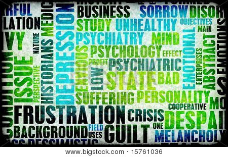 Frustration and Guilt Built Up Inside You