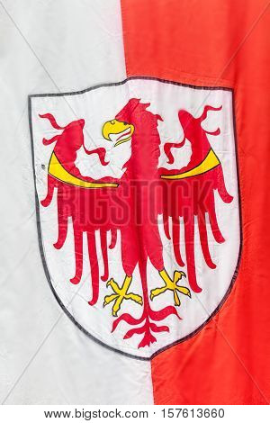 Flag Of South Tyrol